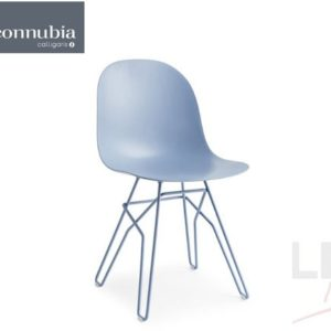 Calligaris Connubia - Academy Sedia in metallo