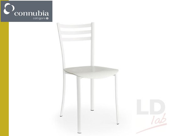 Calligaris Connubia ACE - CB/1693 - sedia in metallo
