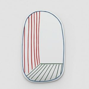 Bonaldo New Perspective Mirror - Small